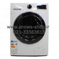 ماشین لباسشویی اسنوا اکتا پلاس Snowa Washing Machine Octa+ Plus SWM-84516