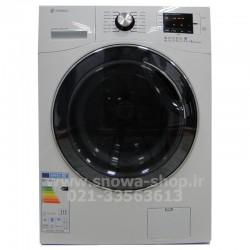 ماشین لباسشویی مدل اکتا SWD-84506 اسنوا ظرفیت 8 کیلوگرم Snowa