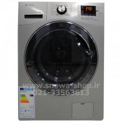 ماشین لباسشویی مدل اکتا SWM-84508 اسنوا ظرفیت 8 کیلوگرم Snowa