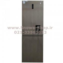 یخچال فریزر D4BF-1077TI دوو الکترونیک 26 فوت Daewoo Electronics Refrigerator Freezer