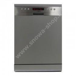 ماشین ظرفشویی مدل SWD-146S اسنوا ظرفیت 14 نفره 168 پارچه Snowa
