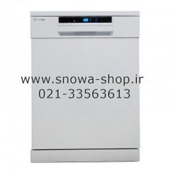 ماشین ظرفشویی مدل SWD-226W اسنوا ظرفیت 12 نفره 144 پارچه Dishwasher Snowa