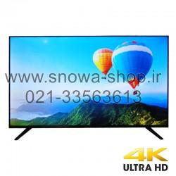 تلویزیون ال ای دی 55 اینچ اسنوا مدل Snowa LED TV UHD-4K SLD-55SA620U