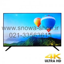 تلویزیون ال ای دی 50 اینچ اسنوا مدل Snowa LED TV UHD-4K SLD-50SA620U