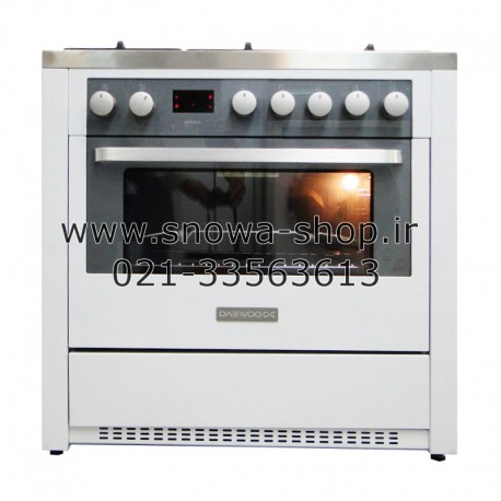 اجاق گاز دوو الکترونیک سری امپریال Daewoo Electronic Gas Cooker Imperial DGC5-112
