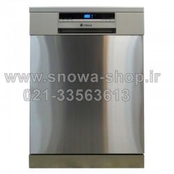 ماشین ظرفشویی مدل SWD-226T اسنوا ظرفیت 12 نفره 144 پارچه Dishwasher Snowa