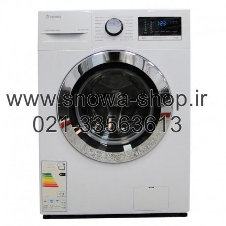 ماشین لباسشویی اسنوا سری هارمونی Snowa Washing Machine Harmony Slim SWM-71121