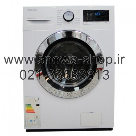 ماشین لباسشویی مدل SWM-82301 اسنوا سری هارمونی ظرفیت 8 کیلوگرم Snowa Harmony Series Washing Machine