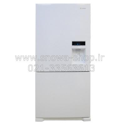 یخچال و فریزر اسنوا فریزر پایین Snowa Refrigerator Freezer S4-0262LW