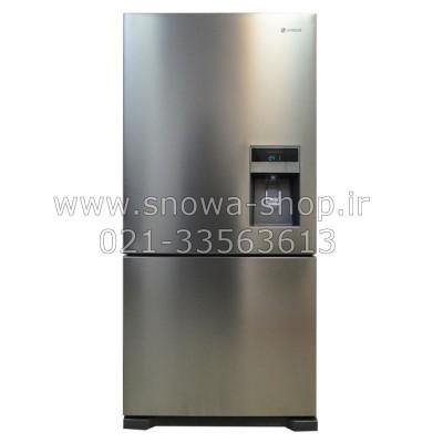 یخچال و فریزر اسنوا فریزر پایین Snowa Refrigerator Freezer S4-0262SS