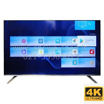 تلویزیون ال ای دی 50 اینچ اسنوا مدل Snowa LED TV UHD-4K SLD-50SA640U