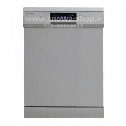 ماشین ظرفشویی مدل SWD-148W اسنوا ظرفیت 14 نفره 168 پارچه Dishwasher Snowa