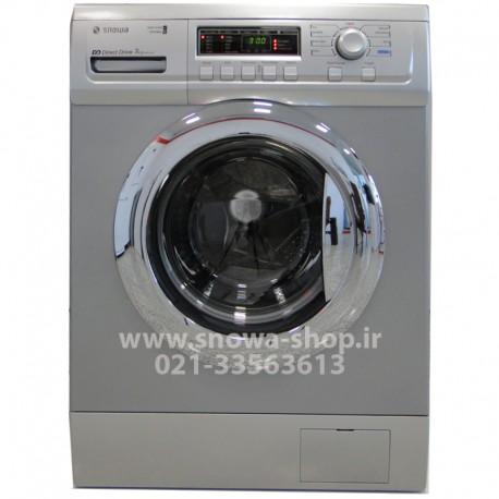 ماشین لباسشویی مدل SWD-174SF اسنوا ظرفیت 7کیلوگرم
