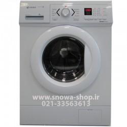 ماشین لباسشویی مدل SWD-184W اسنوا ظرفیت 8 کیلوگرم Snowa