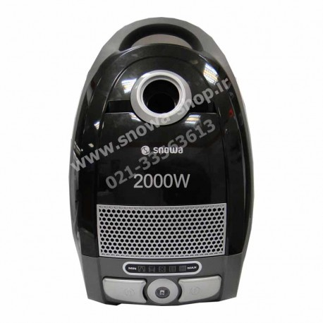 جاروبرقی اسنوا SVC-20200H-BL-SI-WH-GR-RE قدرت 2000 وات Snowa Vacuum Cleaner